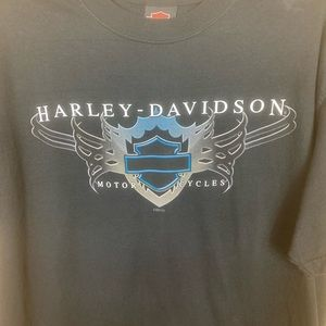 Harley-Davidson tee dalton Georgia graphic